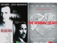 "Cinema LGBT: Da  ""Philadelphia""  a  ""The Normal Heart"""