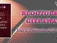 3 tappa Blog Tour A LETTO CON IL NEMICO Angela D' Angelo: Estratti e Giveaway Gadget