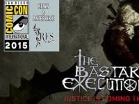 """Comic Con: Kurt Sutter mostra il primo trailer di """"The Bastard Executioner""""."""