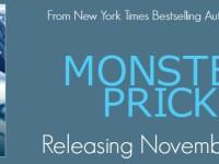 """Inediti in Italia: Cover Reveal """"Monster Prick"""" di Kendall Ryan"""