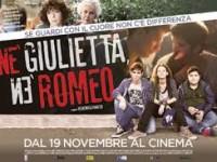"""""""Né Giulietta, né Romeo"""" di Veronica Pivetti, dal 19 novembre nei cinema"""