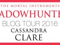 Blog Tour terza tappa Tappa Blogtour Shadowhunters Città di Vetro di Cassandra Clare 2016