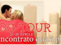 """6° TAPPA BLOG TOUR PATRISHA MAR: """" Ti ho incontrato quasi per caso"""""""