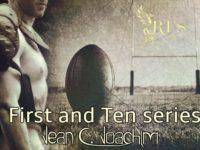 Griff Montgomery, Quarterback by Jean C. Joachim ♦ First & Ten Series