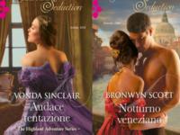 I grandi Romanzi Storici Seduction di Giugno