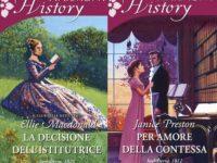 Gli Harmony History in uscita a luglio