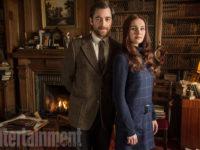 """""""Outlander 2"""": in anteprima il primo scatto di Brianna e Roger"""