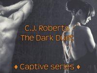 Dark Blue, di C.J. Roberts ♦ The Dark Duet ◊ Captive series #1
