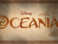 """""""Oceania"""" nuovo film d'animazione della Walt Disney Studio"""