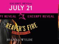 "Inediti in Italia: Excerpt Reveal ""Reaper's Fire"" di Joanna Wylde * Reapers MC #6"
