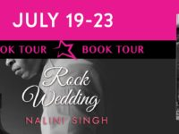 """Inediti in Italia: Book Tour """"Rock Wedding"""" di Nalini Singh * Rock Kiss #4"""