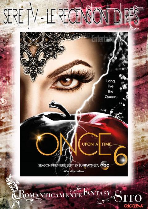 """Recensione Serie Tv : Once Upon a Time – Episodio 6×12 """"Un assassinio scellerato"""""""