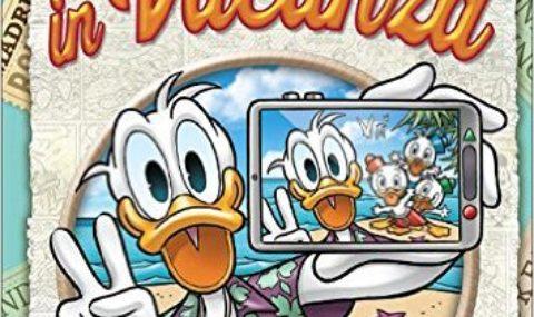 Le più belle storie in vacanza di Walt Disney