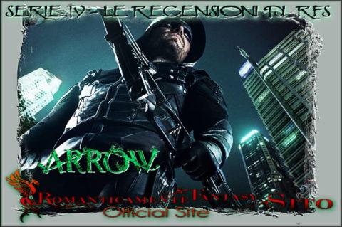"""Recensioni Serie tv: Arrow – Episodio 5×16 """" Checkmate"""""""