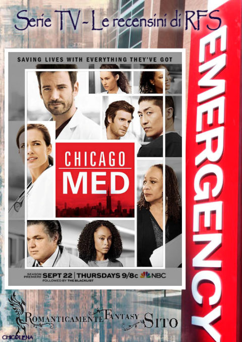 "Recensione Serie Tv: Chicago MED – Episodio 2×14 ""Cold Front"""