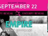 """Inediti in Italia: Excerpt Reveal """"Empire"""" di Kathy Coopmans * The Syndicate Series"""