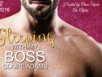 "Inediti in Italia: Release Blitz ""Sleeping with my Boss"" di Claire Adams"