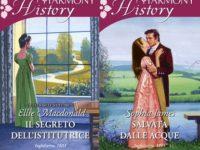 Harmony History: arrivano i libri in uscita a settembre