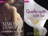 Harmony Passion di settembre: Simona Liubicich e Joya Ryan