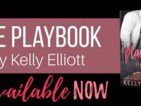 "Inediti in Italia: Release Day ""The Playbook"" di Kelly Elliott"