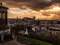 16 Luoghi in cui passeggiare a Edimburgo nel 2016