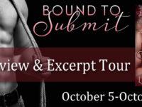"Inediti in Italia: Review & Excerpt Tour ""Bound To Submit"" di Laura Kaye * Blasphemy Series #1"
