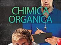 """Dentro il libro: """"Chimica organica"""" di Andrew Grey."""