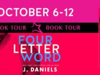 "Inediti in Italia: Blog Tour ""Four Letter Word"" di J. Daniels (#1 Dirty Deeds)"