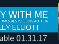 "Inediti in Italia: Cover Reveal ""Only with me"" di Kelly Elliott"
