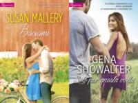 Harmony Romance di ottobre: Gena Showalter e Susan Mallery