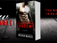 "Inediti in Italia: Excerpt Blog Tour ""Beneath These Shadows"" di Meghan March (Beneath series)"