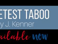 "Inediti in Italia: Excerpt Blog Tour ""Sweetest Taboo"" di J Kenner (#3 S.I.N. series)"