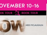 "Inediti in Italia: Promo Tour ""Blow"" di Heidi McLaughlin (#1 Virtuous Paradox)"