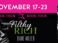 "Inediti in Italia: Book Tour ""Filthy Rich"" di Raine Miller * Blackstone Dynasty #1"