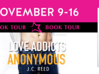 "Inediti in Italia: Book Tour ""Love Addicts Anonymous"" di JC Reed & Jackie Steele"