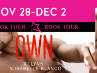 "Inediti in Italia: Book Tour ""Own"" di K.I. Lynn & N. Isabelle Blanco (#3 Need series)"