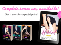 """Inediti in Italia: Surprise announcement """"Hitched -The Complete Series"""" di Kendall Ryan"""
