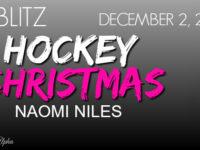 "Inediti in Italia: Release Blitz ""Hockey Christmas"" di Naomi Niles"