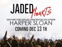 """Inediti in Italia:"""" Excerpt Blog Tour """"Jaded Hearts"""" di Harper Sloan (#1 Loaded Replay series)"""