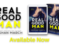 "Inediti in Italia: Release Day ""Real Good Man"" di Meghan March (#1 Real Duet)"