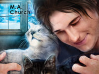 "Recensione: ""Tre d'amore e di guai"" di M.A. Church * Serie Graffi, fusa e felini #1"