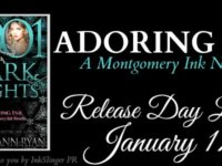 "Inediti in Italia: Release Day Launch: ""Adoring Ink"" di Carrie Ann Ryan * A Montgomery Ink Novella"