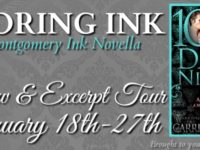 "Inediti in Italia: Review & Excerpt Tour ""Adoring Ink"" di Carrie Ann Ryan * A Montgomery Ink Novella #6.5"