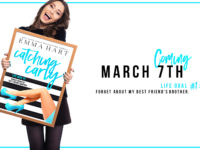 "Inediti in Italia: Cover Reveal ""Catching Carly"" di Emma Hart (#1 Life Goal)"