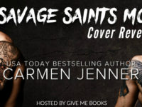 "Inediti in Italia: Cover Reveal ""Savage Saints MC"" di Carmen Jenner"