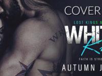 """Inediti in Italia: Cover Reveal """"White Knuckles"""" di Autumn Jones Lake * Lost Kings MC #7"""
