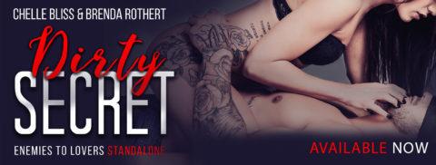"Inediti in Italia: Happy Release Day ""Dirty Secret"" di Chelle Bliss & Brenda Rothert"
