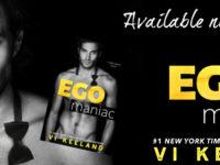 "Inediti in Italia: Happy Release Day ""Ego Maniac"" di Vi Keeland"