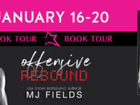 "Inediti in Italia: Book Tour ""Offensive Rebound"" di MJ Fields"