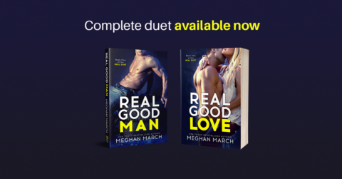 """Inediti in Italia: Release Day """"Real Good Love"""" di Meghan March (#2 Real Duet)"""